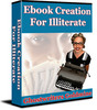 Thumbnail Ebook creation for Illiterate
