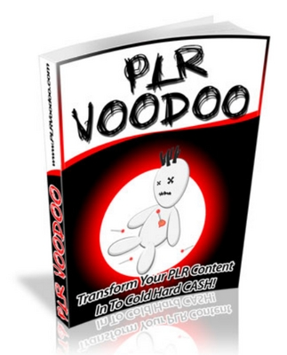 Product picture PLR Voodoo -hot-
