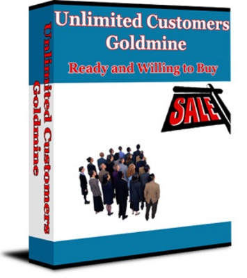 Product picture Unlimited Customer Goldmine