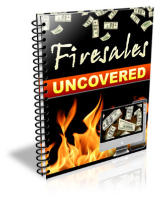Product picture Firesales Uncovered