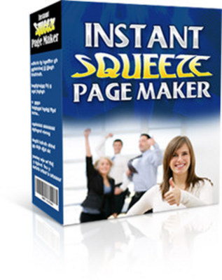 Product picture Instant Squeezepage maker
