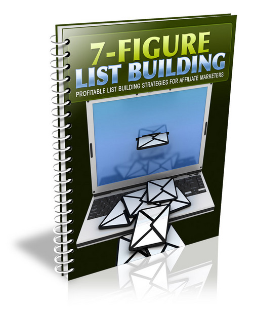Product picture 7-Figure List Building