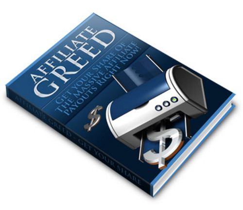 Product picture Affiliate-Greed