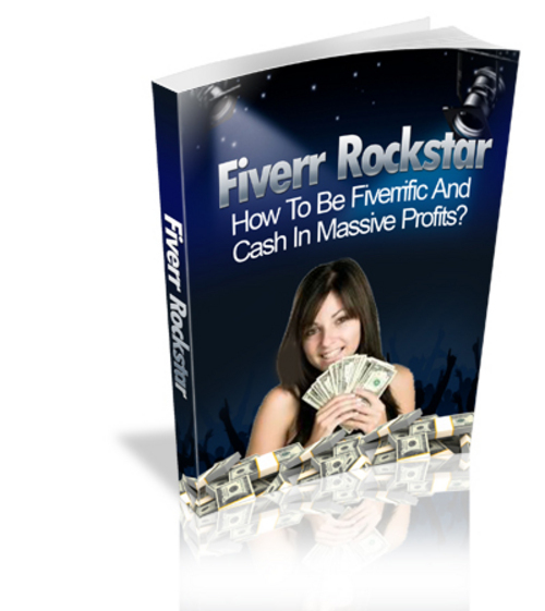 Product picture Fiverr Rockstar (Guide)