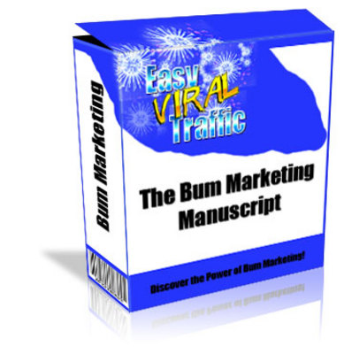 Product picture Bum Marketing With Master Resell Rights