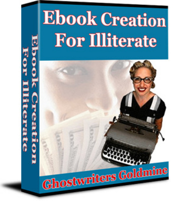 Product picture Ebook creation for Illiterate