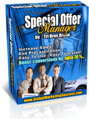 Product picture Special Offer Manager